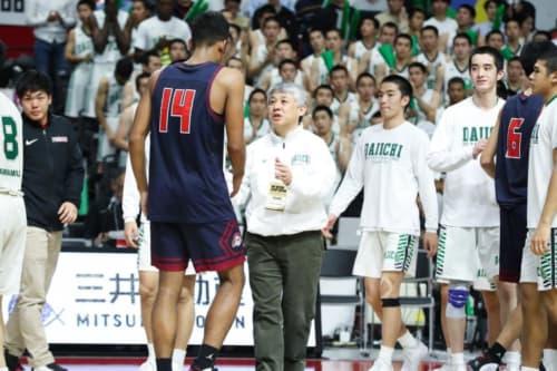 男子決勝:福岡第一vs福岡大学附属大濠